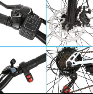 2019 11 19 13 59 15 Ancheer 26inch 36V Foldable Electric Power Mountain Bicycle with Lithium Ion Bat