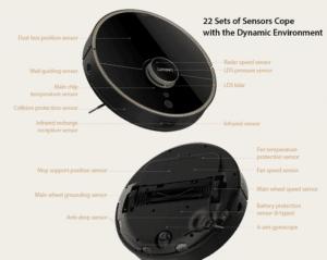 2019 11 25 10 55 39 Lenovo X1 LDS Lidar Laser Navigation Wet and Dry Robot Vacuum Cleaner 55dB Low N