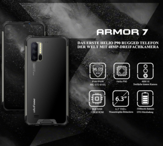 2019 12 05 08 47 19 Ulefone Armor 7 4G Smartphone 63 Zoll Android 9.0 Helio P90 Octa Core 8 GB RAM