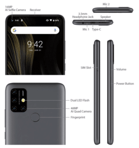 2019 12 11 11 11 57 umidigi power 3 global bands 6.53 inch fhd fullview display android 10 6150mah