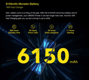 2019 12 11 11 12 34 umidigi power 3 global bands 6.53 inch fhd fullview display android 10 6150mah