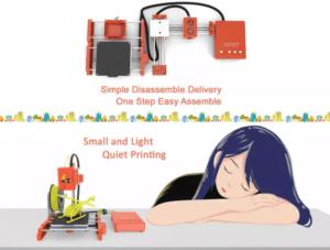 2019 12 19 11 19 38 easythreed® x1 mini 3d printer 100 100 100mm printing size for household educati
