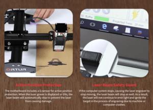 2020 01 02 14 31 59 Ortur Laser Master 15W Black EU Plug 15w Laser Engraving Machine Sale Price R