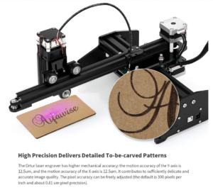 2020 01 02 14 32 10 Ortur Laser Master 15W Black EU Plug 15w Laser Engraving Machine Sale Price R