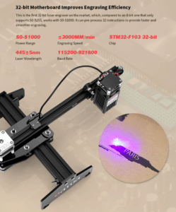 2020 01 02 14 32 49 Ortur Laser Master 15W Black EU Plug 15w Laser Engraving Machine Sale Price R