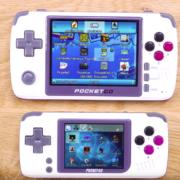 2020 01 16 10 43 00 2 Endlich der perfekte Retro Handheld  Pocket Go V2 Test YouTube