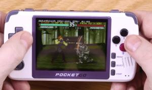 2020 01 16 10 44 49 2 Endlich der perfekte Retro Handheld  Pocket Go V2 Test YouTube