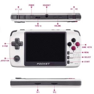 2020 01 16 11 03 24 New PocketGo V2 Portable Retro Handheld Save Game  Amazon.de  Elektronik