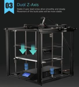 2020 01 22 09 18 04 Creality Ender 5 Plus Black US Plug 3 pin 3D Printers 3D Printer Kits Sale P