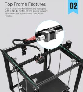 2020 01 22 09 18 22 Creality Ender 5 Plus Black US Plug 3 pin 3D Printers 3D Printer Kits Sale P
