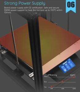 2020 01 22 09 20 18 Creality Ender 5 Plus Black US Plug 3 pin 3D Printers 3D Printer Kits Sale P