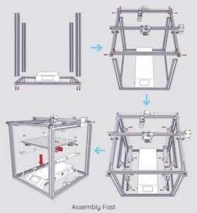 2020 01 22 09 23 43 Creality Ender 5 Plus Black US Plug 3 pin 3D Printers 3D Printer Kits Sale P