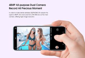 2020 01 28 13 33 11 Elephone U3H Crystal Cream Cell phones Sale Price Reviews   Gearbest
