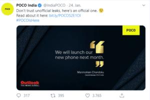 2020 01 29 13 37 11 2 POCO India @IndiaPOCO   Twitter