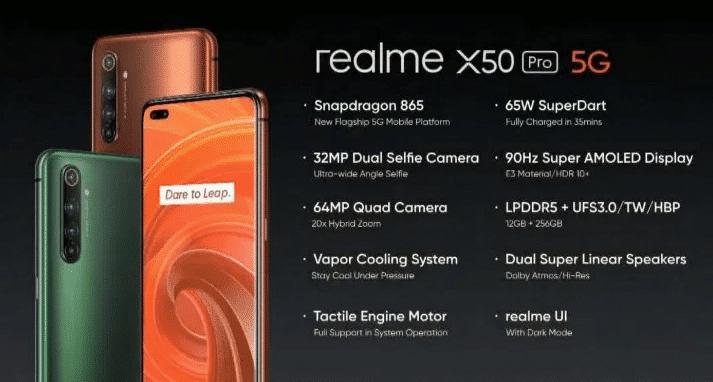 2020 02 24 14 35 49 Realme X50 Pro  5G Flaggschiff offiziell vorgestellt