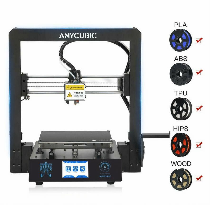 2021 05 06 10 15 14 ANYCUBIC I3 Mega S 3D Drucker Kit mit groesserem Druckbereich und 35TFT PLA ABS