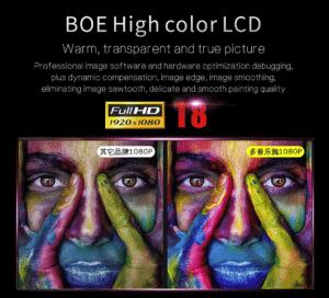 2020 02 07 12 54 16 toprecis t8 4500 lumen 1080p voll hd lcd heimkinoprojektor Verkauf Banggood.co