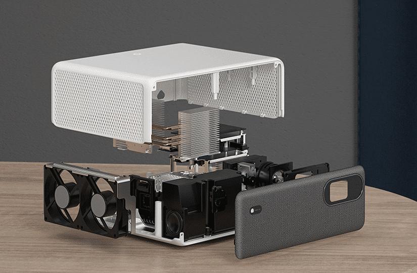 Xiaomi Mijia Laser Projektor Aufbau