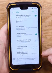 2020 02 19 10 45 39 2 Doogee S68 Pro Das Outdoor Smartphone mit Vollausstattung  Test YouTub