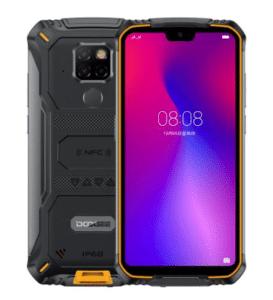 2020 02 19 10 47 11 IP68 Waterproof DOOGEE S68 Pro Rugged Phone Wireless Charge NFC 6300mAh 12V2A Ch