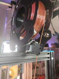 Artillery Sidewinder-X1 Filamenthalter