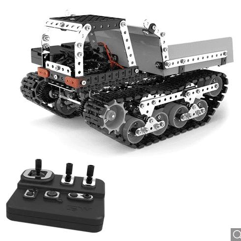 DIY Kits von SW Kettenfahrzeug