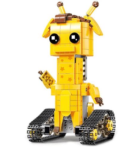 2020 03 05 12 19 19 Mould King Fernbedienung Bausteine Spielzeug DIY Electric Assembly Kit   Gearb