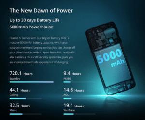2020 03 10 14 35 09 Global Version OPPO Realme 5i 4GB 64GB 6.5inch Smartphone 1600x720 5000mAh 4G Mo