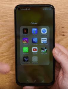 2020 03 16 10 07 38 1 Huawei P40 Lite Wie schlägt es sich ohne Google  Test YouTube