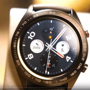 2020 03 19 10 40 56 Honor Watch Magic im Jahr 2020 Wie gut ist die Smartwatch  Test YouTube