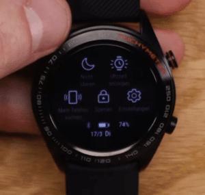 2020 03 19 10 43 34 Honor Watch Magic im Jahr 2020 Wie gut ist die Smartwatch  Test YouTube