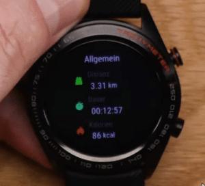 2020 03 19 10 44 30 Honor Watch Magic im Jahr 2020 Wie gut ist die Smartwatch  Test YouTube