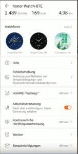 2020 03 19 10 46 50 Honor Watch Magic im Jahr 2020 Wie gut ist die Smartwatch  Test YouTube