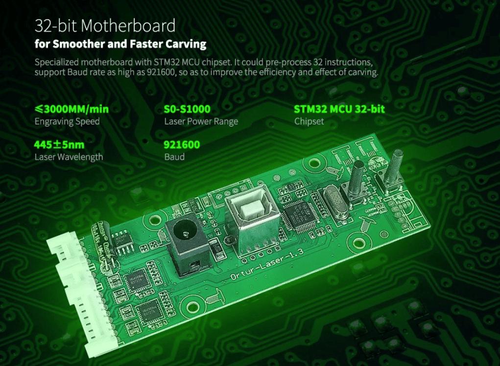 Ortur Laser Master / 2 Mainboard