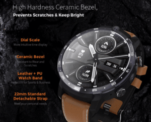 2020 03 24 13 34 32 OUKITEL Z32 Brown Smart Watch Phone Sale Price Reviews   Gearbest