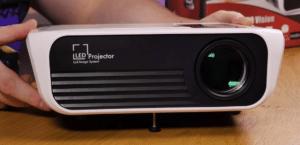 2020 03 30 11 06 22 77 Toprecis T8 China Full HD Beamer für 130€ Test YouTube