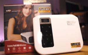 2020 03 30 11 17 59 77 Toprecis T8 China Full HD Beamer für 130€ Test YouTube
