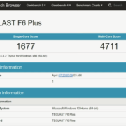 2020 04 08 10 35 47 4 Teclast F6 Plus Lohnt sich das China Convertible  Test YouTube