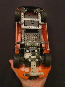 DIY Kits von SW Fertiges Modell unterseite