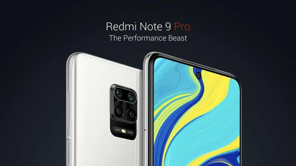 redmi note 9 pro series