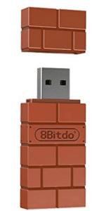2020 04 01 12 14 25 8Bitdo Wireless Bluetooth Adapter for Windows Mac  Amazon.de  Computer Zubehör