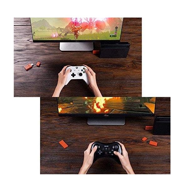 8Bitdo USB-Dongle X-Box und Wii Controller