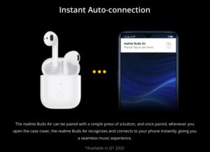 2020 04 02 13 49 57 realme Buds Air EU Version TWS Kopfhörer mit Wireless Charging Weiß  Schwarz G