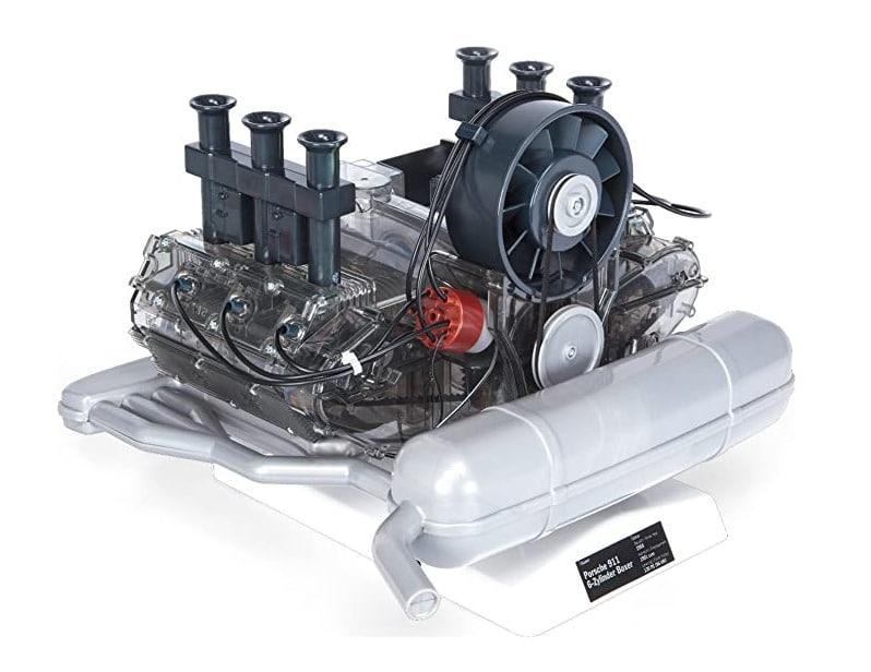 Modellbau-Motoren Porsche Motor
