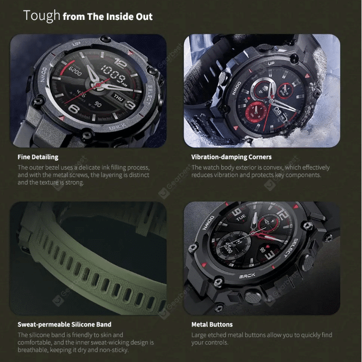 2020 04 14 10 26 22 Amazfit T Rex Graphite Black Smart Watches Sale Price Reviews   Gearbest