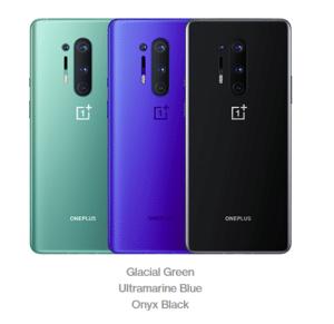 OnePlus 8 Pro Farben und Rückansicht