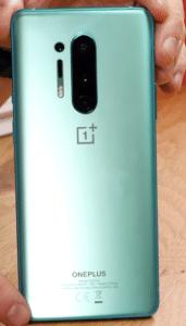 OnePlus 8 Rückseite