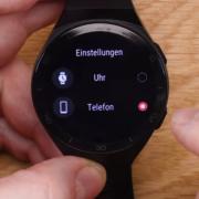 2020 04 29 10 59 02 132 Huawei Watch GT 2e Der günstigere Geheimtipp  Test YouTube