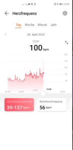 2020 04 29 11 03 01 132 Huawei Watch GT 2e Der günstigere Geheimtipp  Test YouTube