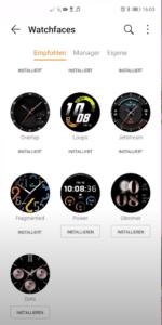 2020 04 29 11 03 54 132 Huawei Watch GT 2e Der günstigere Geheimtipp  Test YouTube